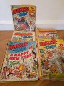 Whizzer and Chips Comics 1987 - 1990