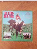 Vintage Red Rum LP