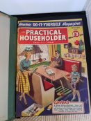 1958 Practical Householder Magazines
