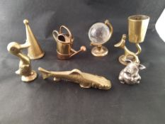 Small Brass Orniments