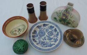 Collection of Antique and Vintage ceramics and pottery