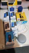 8 Items : 3 X Alcatel U3 Mobile Phone, 1 X Alcatel 3080 4G Mobile Phone, 1 X STK R4Si Mobile Phone