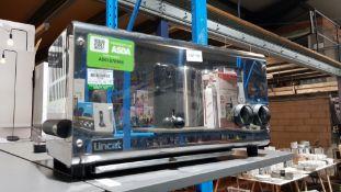 1 X Lincat LT6X 6 Slice Industrial Toaster (RRP £200)