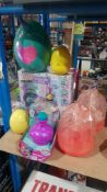 8 Items : To Include Xoxo Love And Hugs DIY Bath Bomb Creator, 1 X Shiimer & Shine Genie Bottle & 2