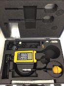 W&g wandel & goltermann narda emr300 em radiation meter with type 9.1 probe 10 mhz - 18 ghz.