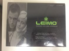 Leimo personal hair laser starter kit men and women rrp 299.99 gbp sealeed