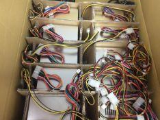 Box of 10 emacs / zippy power supplies – model ax2-5250-2s rrp 1999.99 gbp