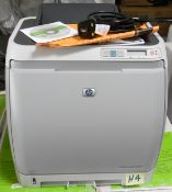 HP Color Laster Jet 2600n