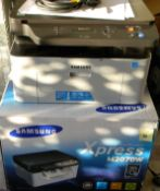 Samsung Xpress M2070W Mono Laser Multifunctional Printer (Like New)