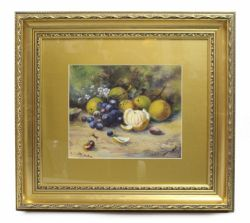 Worcester Fruit by John Freeman (b.1911) Oil on Board