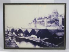 Antique Photograph Printof Droitwich Spa