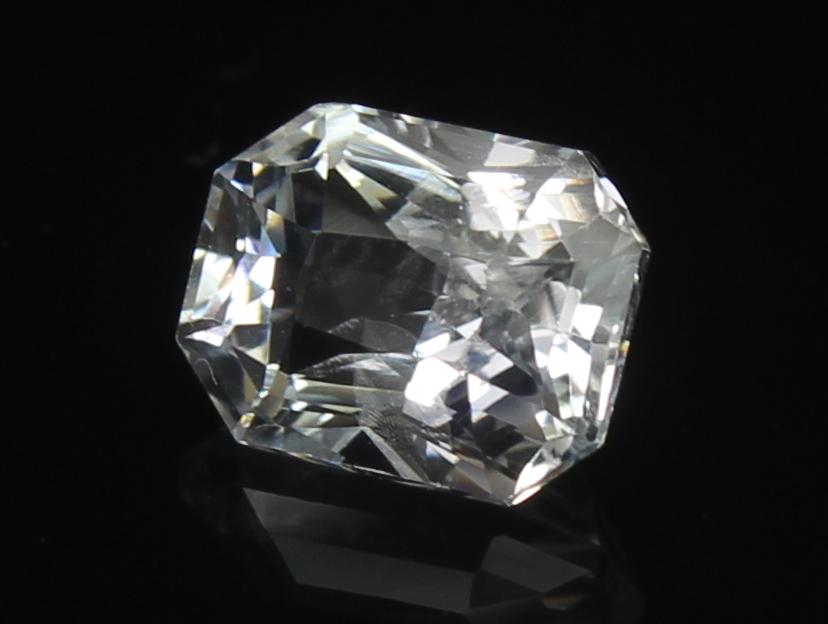 White Sapphire, 1.39 Ct - Image 2 of 6