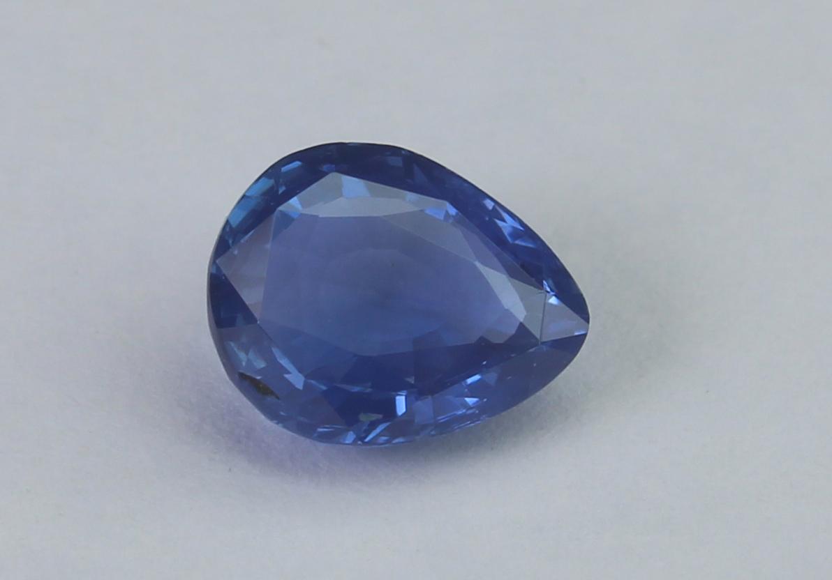 Blue Sapphire 1.06 Ct