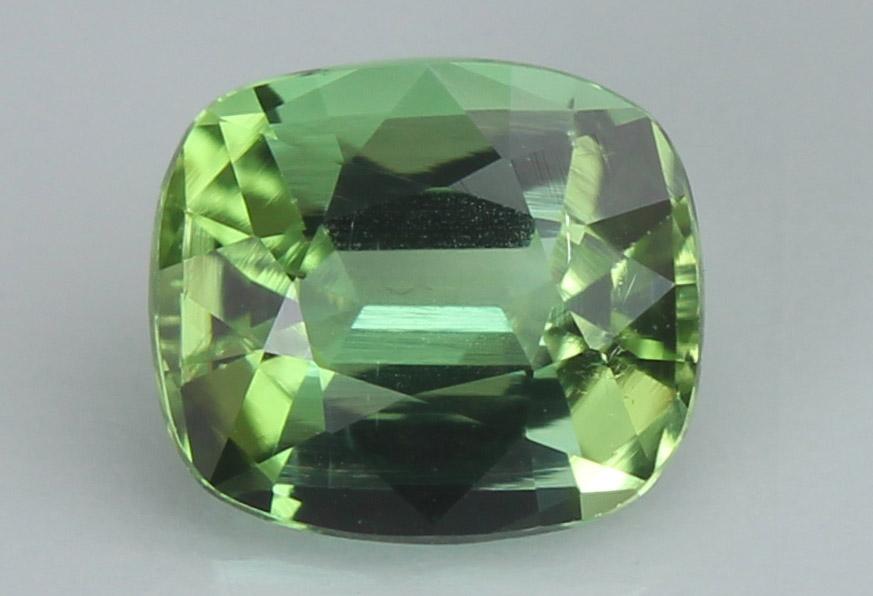 Green Tourmaline, 1.72 Ct