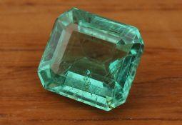 Emerald, 1.40 Ct