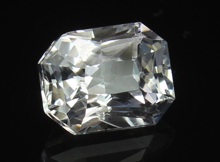 White Sapphire, 1.39 Ct - Image 3 of 6