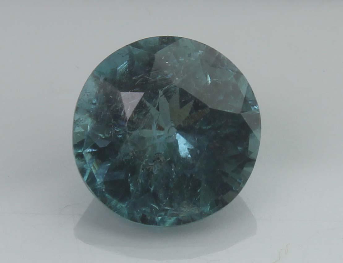 Blue Tourmaline, 2.37Ct