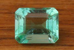 Emerald, 1.15 Ct