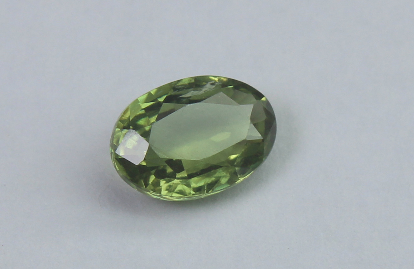 Green Sapphire 1.08 Ct - Image 3 of 5