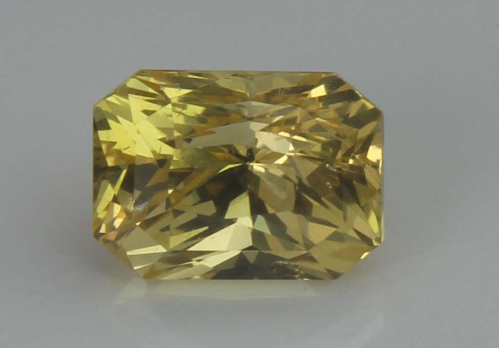 Yellow Sapphire, 1.68 Ct - Image 2 of 7