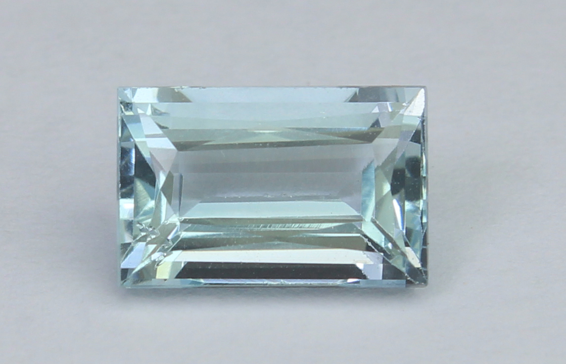 Aquamarine, 1.53 Ct