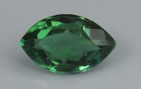 Green Tourmaline, 1.17 Ct
