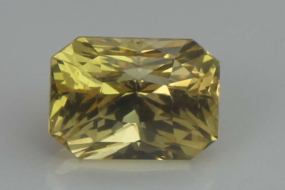 Yellow Sapphire, 1.68 Ct