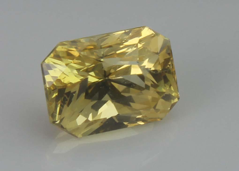 Yellow Sapphire, 1.68 Ct - Image 5 of 7