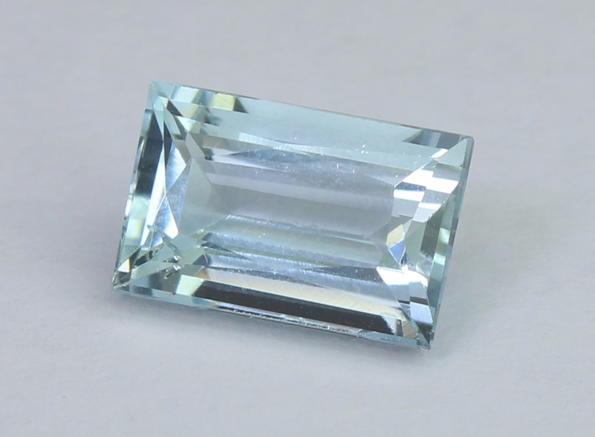 Aquamarine, 1.53 Ct - Image 2 of 6