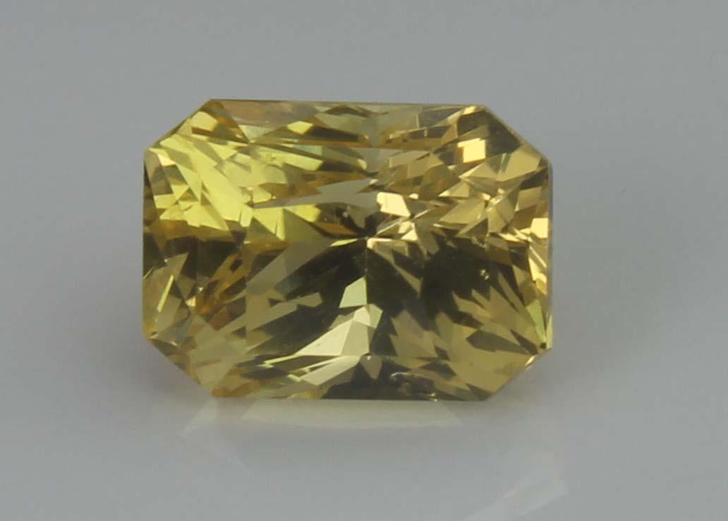 Yellow Sapphire, 1.68 Ct - Image 3 of 7