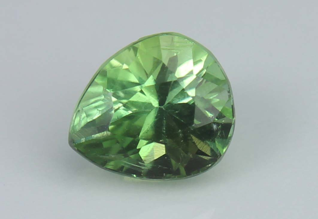 "Green ""Paraiba""-Tourmaline, 1.35 Ct"