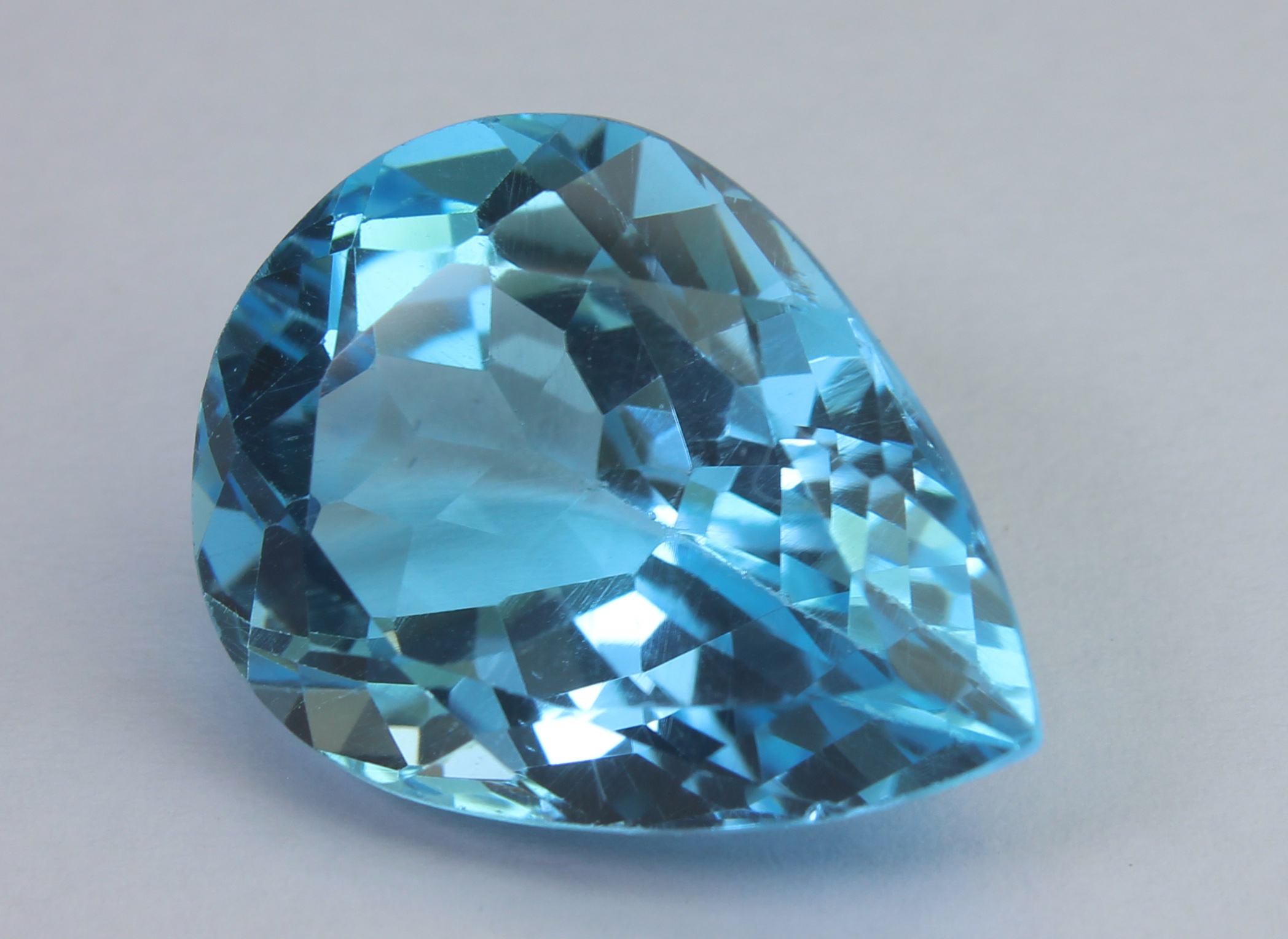 Blue Topaz 18.28 Ct - Image 4 of 6