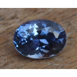 Blue Sapphire 1.49 Ct