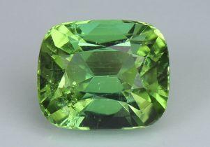 Green Tourmaline 4.81 Ct