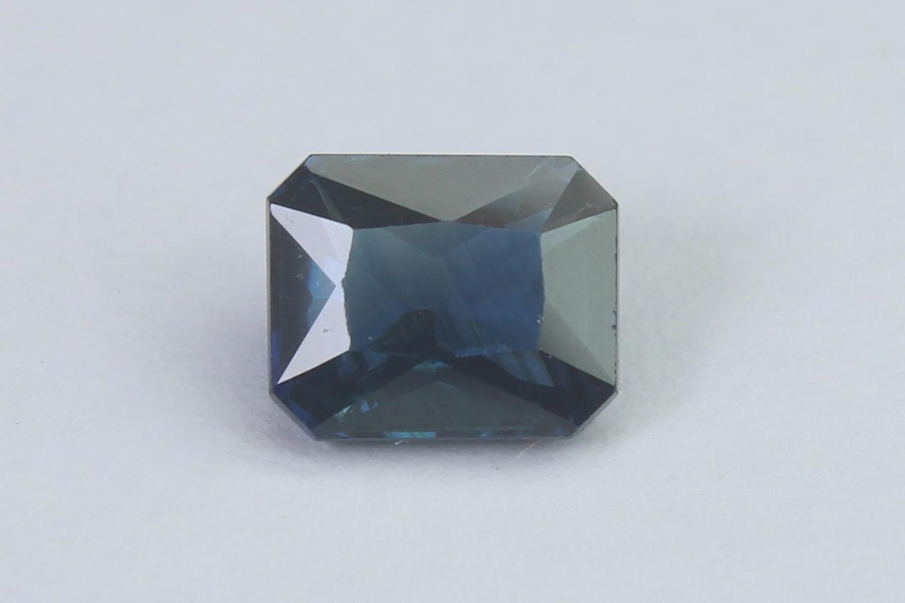 Blue Sapphire 1.14 Ct