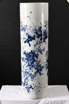 4Ft Hand Made Porcelain Vase
