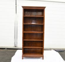 Solid Rosewood Bookcase