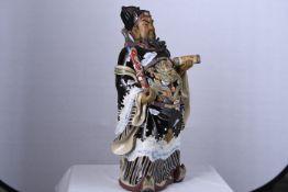 Stunning Original Shiwan Figure
