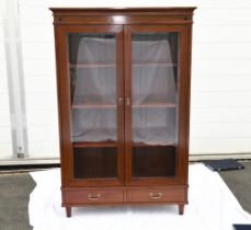 Hand Made Document Cabinet