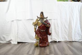 Large Shiwan Kwan Kung Warrior