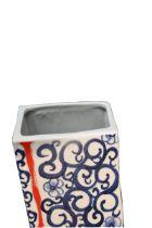 Hand Made oriental Vase