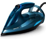 PHILIPS Azur GC4938/20 Steam Iron - Blue