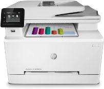 EpsonHP Colour LaserJet Pro M283fdw Multi-Function Printer (3 Years HP Commercial Warranty), White