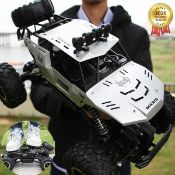 Large rc metal car