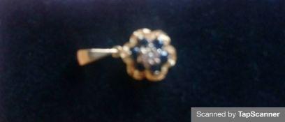 Gold 9Ct Pendant