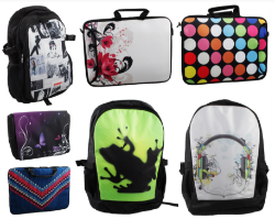 Assortment Of Backpacks, And Laptop Bags
