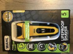 Wahl Lithium Power Lifeproof Shaver - Untested Customer Return