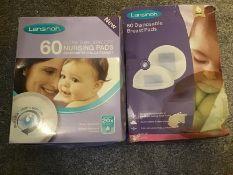 Lansinoh Disposable Breast Pads & Nursing Pads