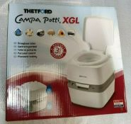 Portable Toilet Porta Potti Thetford Campa Potti Xgl