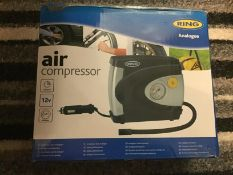 Ring Analogue 12V Air Compressor - Untested Customer Return